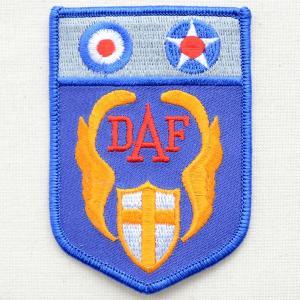 ミリタリーワッペン Desert Air Force デザートエアフォース アメリカ空軍|wappenstore