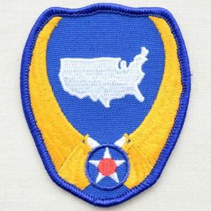ミリタリーワッペン Continental CM アメリカ空軍 PM0164|wappenstore