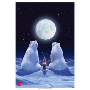 [コカ・コーラ] ポスター(ポーラーベア) / [Coca-Cola] Poster(Polar B...