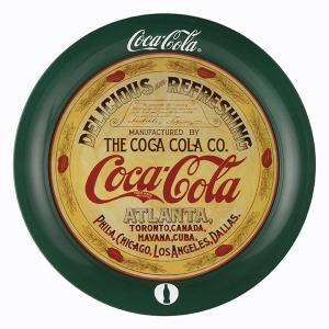 コカコーラ Coca-Cola トレイ(リフレッシング/ラウンド) PT-R4B *メール便不可|wappenstore