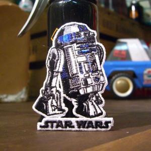 ワッペン スターウォーズ Star Wars R2-D2 SWPCH-02|wappenstore