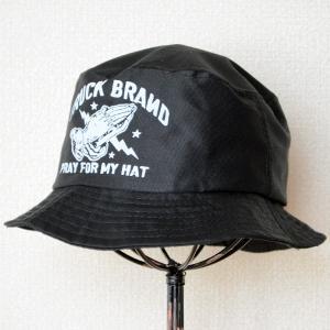 帽子/バケットハット トラックブランド Pray(ブラック) U19 *メール便不可|wappenstore