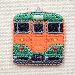 鉄道/電車 トレインミニワッペン 113系 TR380-TR30|wappenstore