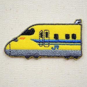 鉄道/電車 トレインシールワッペン 923形T5編成ドクターイエロー 名前 作り方 TR381-TR...