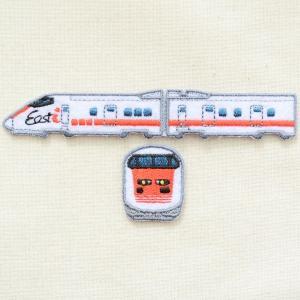 鉄道/電車 トレインワッペン2 E926形イーストアイ(2枚組) TR505-TR814 wappenstore
