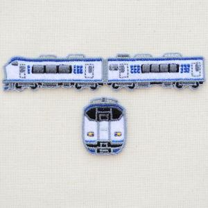 鉄道/電車 トレインワッペン2 281系特急はるか(2枚組) TR505-TR817 wappenstore