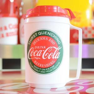 コカコーラ Coca-Cola コンボマグ/缶ホルダー(サースト) アメリカ製 TS-CM01 *メール便不可|wappenstore