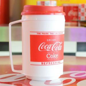 コカコーラ Coca-Cola コンボマグ/缶ホルダー(リフレッシング) アメリカ製 TS-CM02 *メール便不可|wappenstore