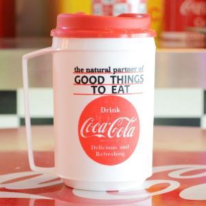 コカコーラ Coca-Cola コンボマグ/缶ホルダー(グッド) アメリカ製 TS-CM03 *メール便不可|wappenstore