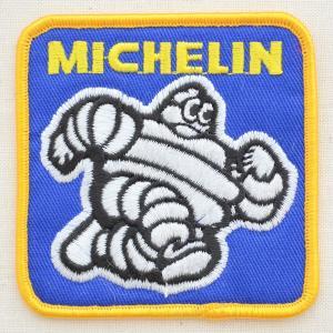 ロゴワッペン ミシュラン Michelin(ビバンダム/ビッグスクエア) WD0010|wappenstore
