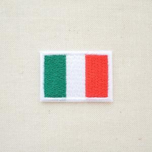 ミニワッペン イタリア国旗(SSサイズ)|wappenstore