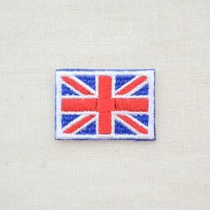 ミニワッペン イギリス国旗 ユニオンジャック(SSサイズ)|wappenstore