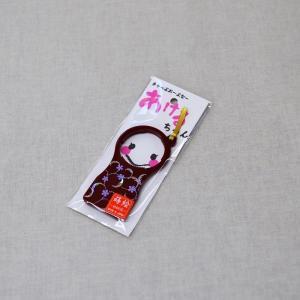 会津塗 あけるちゃん 唐草 赤 (ペットボトルキャップ開け)|warabi
