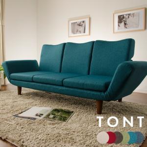 和楽のTONT 3Pソファー 国産ソファ|waraku-neiro
