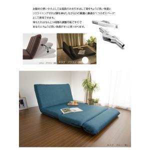 【送料無料】カバーリングソファベッド「MORIITO」カバー洗濯可能 選べる6色 ソファベッド -サンプル|waraku-neiro|05