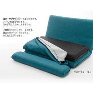 【送料無料】カバーリングソファベッド「MORIITO」カバー洗濯可能 選べる6色 ソファベッド -サンプル|waraku-neiro|06