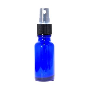 アロマ遮光瓶 20ml コバルト [ ブラックフィンガースプレー ]