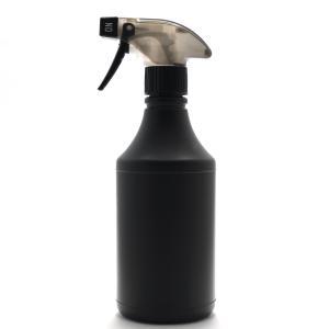 500mLのトリガースプレーボトルです。  保存に最適な遮光黒ボトル。  アロマ、アルコール、次亜塩...