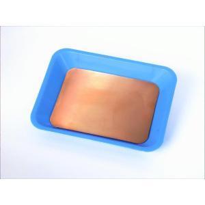 抗菌トレイ下敷き 銅 殺菌グッズ  ウイルス対策 コロナ対策 清潔 硬貨 日本製 オフィス用品|warmlink