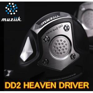 Muziik ムジーク On The Screw DD2 HEAVEN Driver ドライバー ヘ...