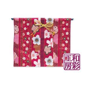 「金襴さくら几帳 22.5hx27.5」rj184|wasai-kobo