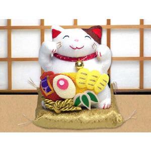 和ぐるみ福猫「金運招き猫」|wasai-kobo