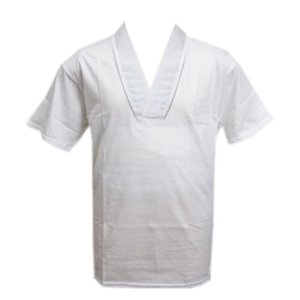 半襦袢 Tシャツ メンズ 男性 洗える 白 M L LL...
