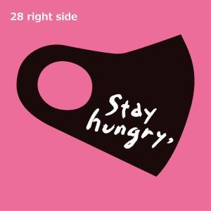くまもとクリエイターズマスク 28 Stay hungry,stay foolish wasamon