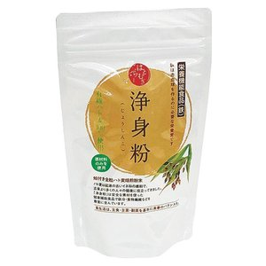浄身粉(じょうしんこ)|waseda