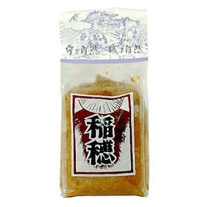 稲穂みそ(大豆、玄米、食塩)|waseda