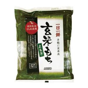 ムソー 玄米 きり餅よもぎ|waseda