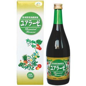 野草野菜発酵原液 ユアラーゼ|waseda