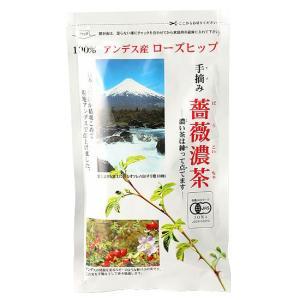 薔薇濃茶(ローズヒップティー)|waseda