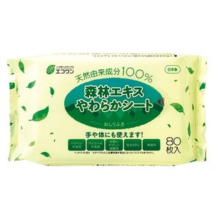 森林エキスやわらかシート(12個セット)|waseda