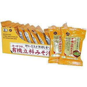 有機立科みそ汁 10食|waseda