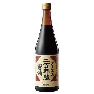 オーサワ 三年仕込醤油|waseda