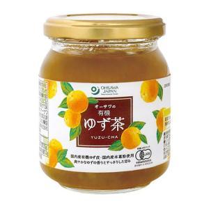 オーサワの有機ゆず茶|waseda