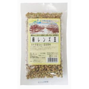 緑レンズ豆|waseda