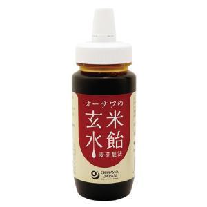 オーサワの玄米水飴(プラボトル)|waseda