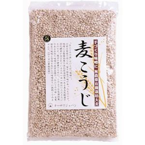 乾燥麦こうじ|waseda