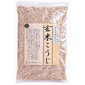 乾燥玄米こうじ|waseda
