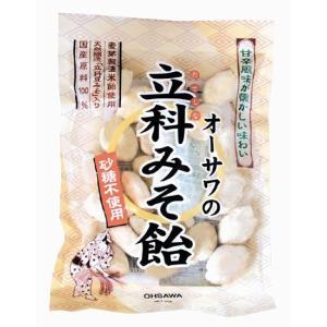 オーサワ 立科みそ飴(切飴)|waseda