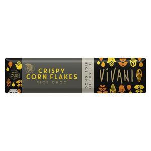 ViVANI(ヴィヴァーニ)オーガニックライスミルクチョコレートバー コーンフレーク|waseda