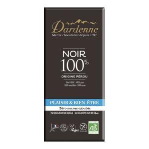 ダーデン有機チョコレート ダーク100%|waseda