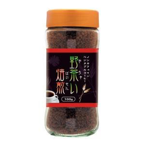 野茶い焙煎 チコリーコーヒー|waseda