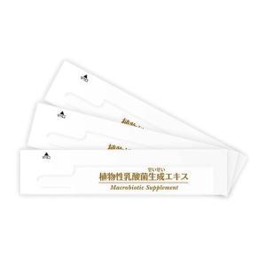 植物性乳酸菌生成(せいせい)エキス|waseda|02