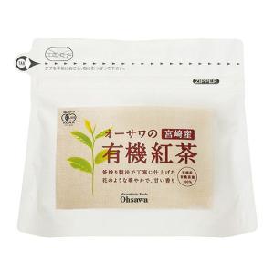 オーサワの宮崎産有機紅茶(ティーバッグ)|waseda