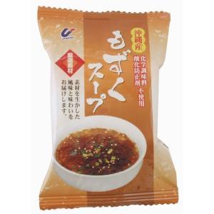 沖縄産もずくスープ|waseda