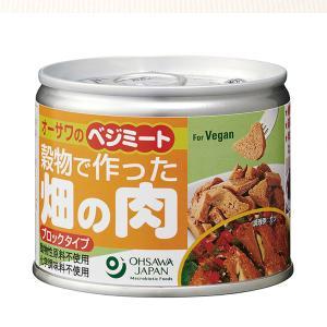 穀物で作った畑の肉(ブロックタイプ)|waseda