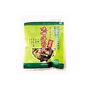 オーサワ 国産味噌汁の具|waseda
